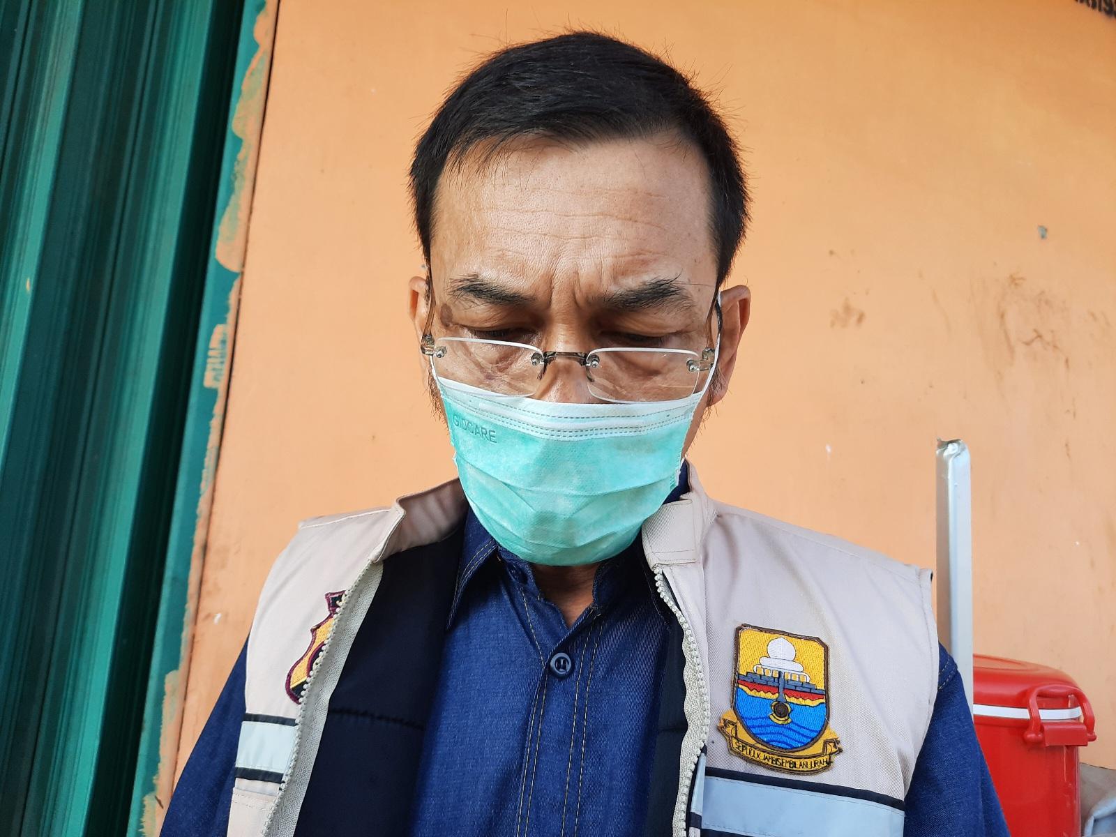 Kepala Dinas Tanaman Pangan Holtikultura dan Peternakan Provinsi Jambi Akhmad Maushul.