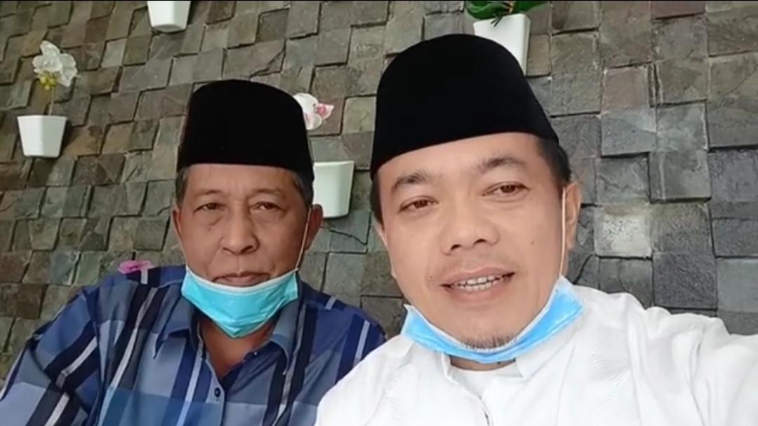 Pasangan Calon Gubernur dan Wakil Gubernur Jambi nomor urut 3, Al Haris - Abdullah Sani