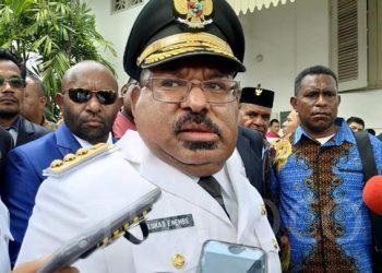Gubernur Papua, Lukas Enembe. (Dok. Istimewa)
