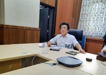 Kepala BPJN IV Jambi, Bosar Pasaribu. (Dok. Lamanesia.com)