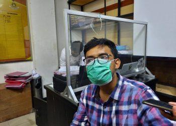 Rama warga Batanghari, korban penipuan jual beli mobil. (Dok. Lamanesia.com)