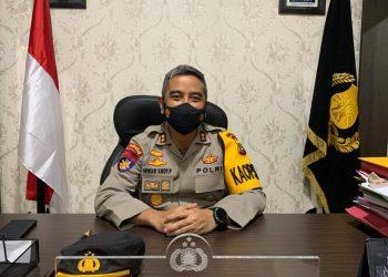 Kapolres Merangin, AKBP Irwan Andy Purnamawan. (Dok. Istimewa)
