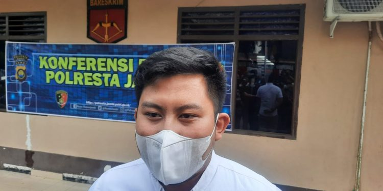 Kanit Reskrim Polsek Jambi Selatan, Ipda Putu Gede Ega Purwita. (Dok. Lamanesia.com)